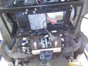Test generator initial